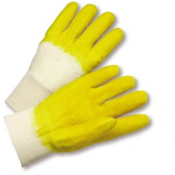 West Chester - 3001-DZ - West Chester Latex Work Gloves With Jersey Liner And Knit Wrist, ( Dozen of 12 )