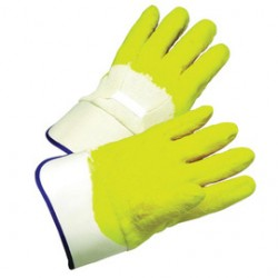 West Chester - 3003-DZ - West Chester Large Latex Work Gloves With Jersey Liner And Safety Cuff, ( Dozen of 12 )