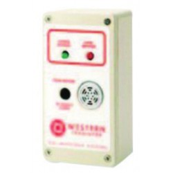 Western Enterprises - BIA-1 - Western 24 VAC Visual Remote Alarm, ( Each )