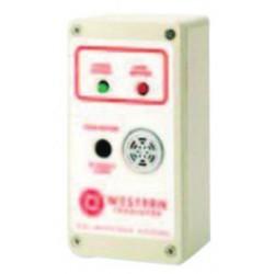Western Enterprises - BIA-3 - Western 24 VAC Audio And Visual Remote Alarm, ( Each )