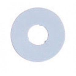 Western Enterprises - MW-87 - Western Halar Yoke Washer, ( Each )