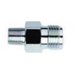 Western Enterprises - OR101-2 - Western DISS Male X Female 50 psi Chemetron Quick Connect Coupler, ( Each )