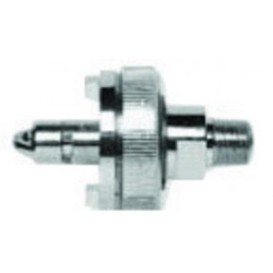 Western Enterprises - OR201-77 - Western 50 psi Ohmeda Quick Connect Y-Coupler With Adapter, ( Each )