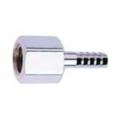 Western Enterprises - OR203-1 - Western 1/4' Female 50 psi Ohmeda Barbed Female Quick Connect, ( Each )