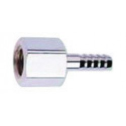 Western Enterprises - OR204-1 - Western 1/4' Female 50 psi Ohmeda Barbed Female Quick Connect Coupler, ( Each )