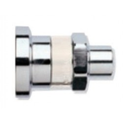 "Western Enterprises - OR204-3 - Western 1/4"" NPT Male 50 psi Ohmeda Female Quick Connect"