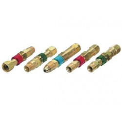 Western Enterprises - QDB302 - Western Brass 200 psig Hose To Machine Quick Disconnect Male Plug
