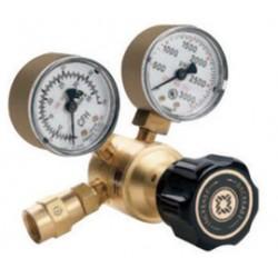 Western Enterprises - REB-4-FGD - Western Model REB-4-FGD REB Series Carbon Dioxide Flowgauge Regulator With 6' Neoprene Hose, CGA-320, ( Each )