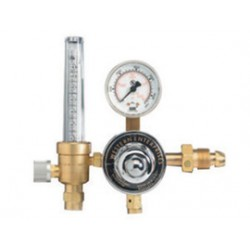 Western Enterprises - RFS-4-P - Western Model RFS-4-P RFS Series Medium Duty Carbon Dioxide Flowmeter Regulator, CGA-320, ( Each )