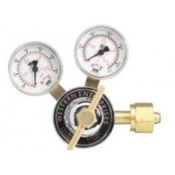 Western Enterprises - RS-2-5 - Western Model RS-2-5 RS Series Medium Duty Air Single Stage Regulator, CGA-346, ( Each )