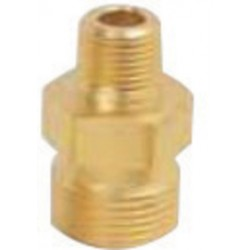 Western Enterprises - WHF-3-34 - Western 3/4' NPT Outlet X 1' - 11 1/2' NPS LH Inlet 2.230' L 3000 psig Manifold Union Adapter, ( Each )