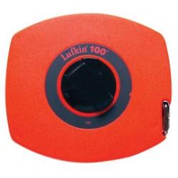 "Apex Tool - 182-100L - 45100 3/8""x100' Univ. Steel Tape Yellow Blad, Ea"