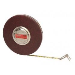Apex Tool - 182-HW100 - 45884 100ft Wh Stl Tape, Ea