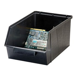 Quantum Storage Systems - QCS40CO - QCS40CO Conductive Stack and Lock Bin
