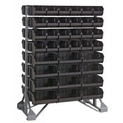 Quantum Storage Systems - Qru-16dco - 36inw X 19inh Louvered Panel (each)