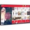22 Miles - DSB-STOR-TP02-BLS - 22Miles Turnkey Retail Touchscreen Digital Signage Package (TouchPlus+) - HDMI - Wireless LAN