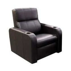 Fortress Cinema - 975-PL - Matinee Theater Chair Pre Lthr
