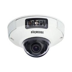 Digimerge - DND13TL2 - Digimerge Technologies SyncroIP Network Camera - Color - 1920 x 1080 - Exmor CMOS - Cable - Fast Ethernet - Mini Dome
