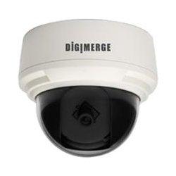 Digimerge - DPD23D - Digimerge Technologies DPD23D Surveillance Camera - Color, Monochrome - Fixed Mount - Super HAD II - Cable - Dome