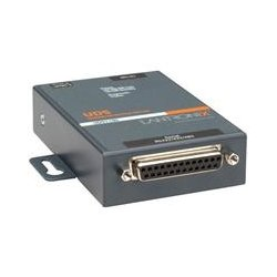 Lantronix - UD1100001-R1 - Lantronix UDS1100 Device Server for serial to Ethernet conversion - Twisted Pair - 1 x Network (RJ-45) - 10/100Base-TX - Fast Ethernet