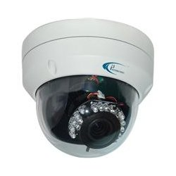 i3 International - AX52R - i3International Ax52R Network Camera - Color, Monochrome - 1920 x 1080 - 3x Optical - Cable - Fast Ethernet