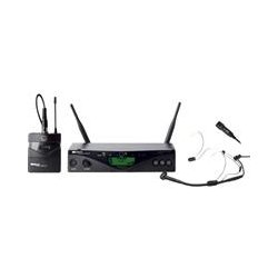 AKG Acoustics - 3309H00370 - Wms 470 Presenter Set Bd7
