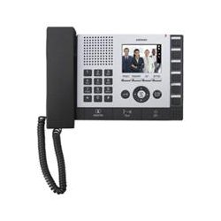 Aiphone - IS-IPMV - Aiphone IP Intercom Master Station - Cable - Desktop, Wall Mount