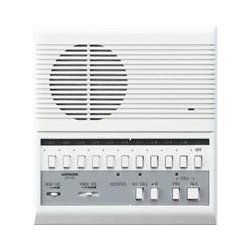 Aiphone - LEF-10C - Aiphone LEF-10C Intercom Master Station - Wall Mount