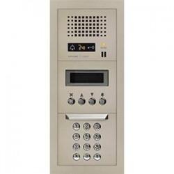 Aiphone - GTA-DES - Aiphone GTA-DES Intercom Sub Station - Cable - Semi-flush Mount