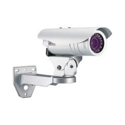 ACTi - ACM1231 - ACTi ACM-1231 Network Camera - Color, Monochrome - 640 x 480 - 3.6x Optical - CMOS - Cable - Bullet