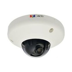 ACTi - D92 - ACTi D92 3 Megapixel Network Camera - Color - Board Mount - 2048 x 1536 - CMOS - Cable - Fast Ethernet - Dome - Surface Mount