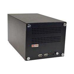 ACTi - ENR-1000 - Desktop standalone NVR, supports 4 cameras, 2 x HDD bay, H.264, PTZ control, USB port x 2, HDMI port x 1 New.