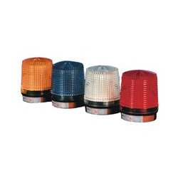 Amseco / Potter - SL-5A-R - 12/24 vdc strobe 160, 000 candle power, .530 ma ( red )