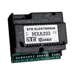 Alpha Communications - MXA333 - Alpha MXA333 Audio Mixer