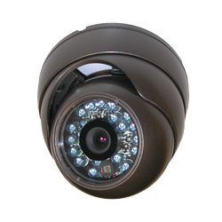 Appro Tech - CV-7665SC - APPRO CV-7665SC Surveillance Camera - Color - 100 ft Night Vision - 2.80 mm - CCD - Cable - Dome - Ceiling Mount, Wall Mount