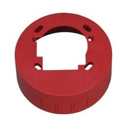 System Sensor (Honeywell) - SPBBSC - System Sensor SPBBSC Ceiling Mount for Security Strobe Light, Speaker - Red
