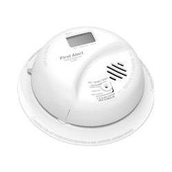 BRK Electronics - CO5120PDBN - BRK-First Alert CO5120BN Carbon Monoxide Alarm, 5.4 x 1.9, 120Volt AC, 60Hz, 9 Volt Battery Back-Up