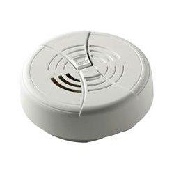 BRK Electronics - FG250B - BRK-First Alert FG250B Smoke Alarm, Dual Ionization, 9V Battery, Tamper Resistant, White