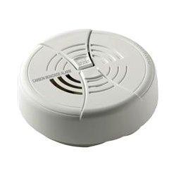 BRK Electronics - CO250LB - BRK-First Alert CO250LB Carbon Monoxide Alarm, 9V Battery Powered, White