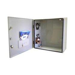 Mier Products - BW124ACHT - Mier Products BW-124ACHT outdoor enclosure w/ac heater