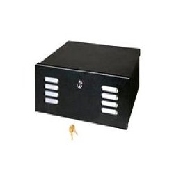 Mier Products - BW-201 (120-VOLT) - Mier BW-201 Lockbox - Black