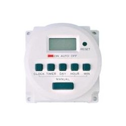 Camden Door Controls - CX24712 - Camden CX-247-12 Digital Timer - For Security, Lighting Control