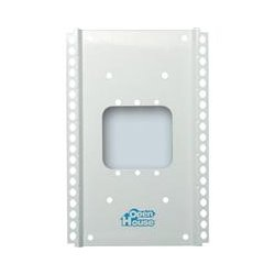 Channel Plus - H200 - Brkt W/ Mnt Grid 61/ 2 Wx10 H Wh