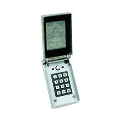 Corby Industries - 7022 - Corby 7022 SA Programmable Keypad Access Device - Key Code - LED - 24 V DC
