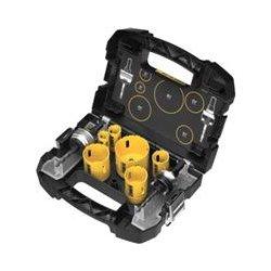 Dewalt - D180001 - Dewalt 9 Pc. Plumber's Hole Saw Kit - Saw Bit
