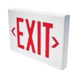 Dual-Lite - LXURBV11 - Designer Led Exit Sign