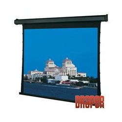 Draper - 101174L - Draper Premier Electric Projection Screen - 135.7 - 1:1 - Wall Mount, Ceiling Mount - 96 x 96 - Matt White XT1000V