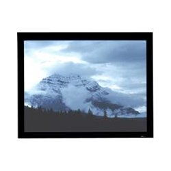 Draper - 253751 - Draper Onyx 253751 Fixed Frame Projection Screen - 132 - 2.35:1 - 60 x 130 - AT Grey