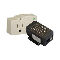 Ditek - DTK-APK1 - DITEK DTK-APK1 1-Outlet Surge Suppressor - 1 x AC Power - Telecommunication