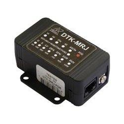 Ditek - DTK-MRJPOE - DITEK DTK-MRJPOE Surge Suppressor - 54 V Input - 54 V Output - Ethernet